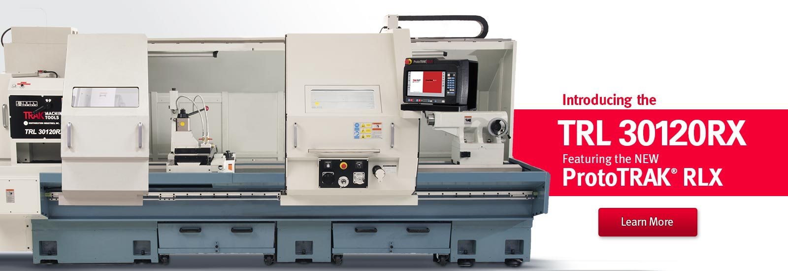 TRL 30120RX Toolroom Lathe