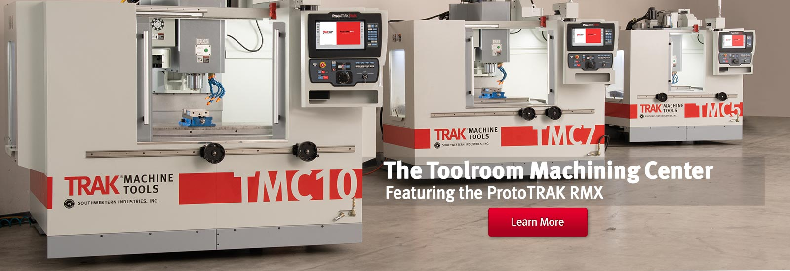 TRAK Toolroom Machining Centers