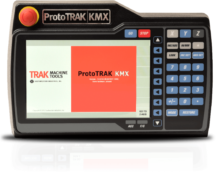 Upgrade to the new ProtoTRAK KMX