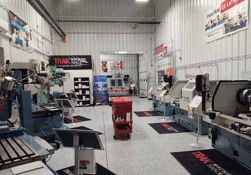 TRAK Boxborough Showroom (MA)