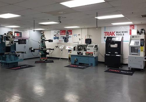TRAK Rancho Dominguez Factory Showroom (CA)