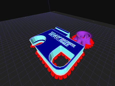 3ntr 3D Printer User Interface