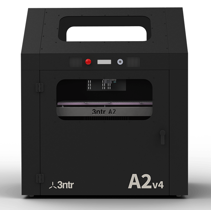 A2v4 3D Printer by 3ntr