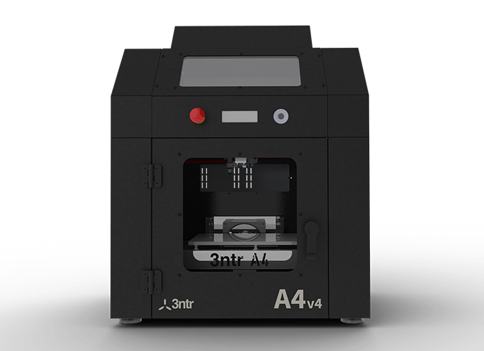 A4v4 3D Printer by 3ntr