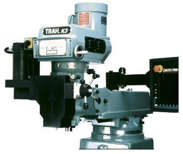 TRAK Knee Mill 3 Axis CNC
