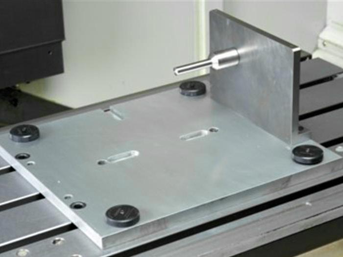 TRAK 2op Fixture Plate Assembly Option
