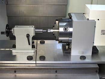 TRAK LPM 4th Axis Option