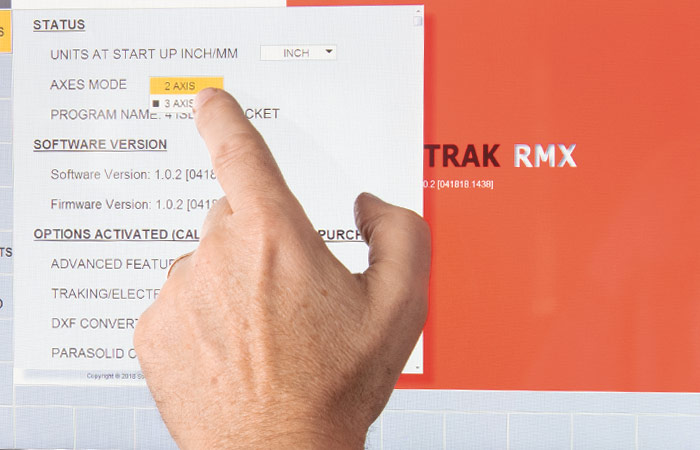 ProtoTRAK RMX CNC - Choose the Level of Automation