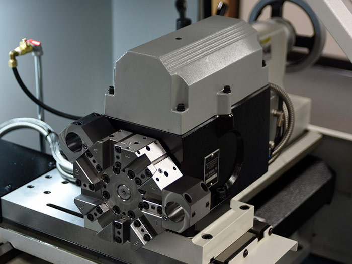 TRAK 8-Station CNC Turret
