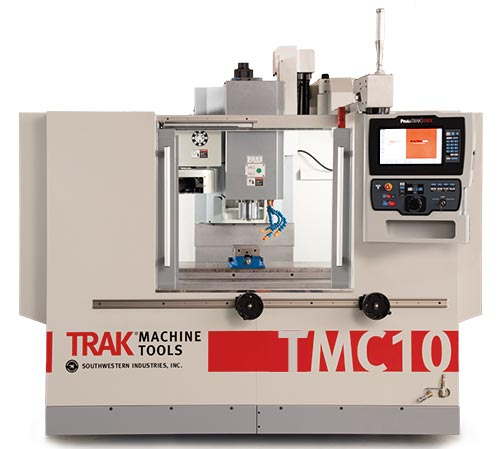 TRAK TMC10 Toolroom Machining Center