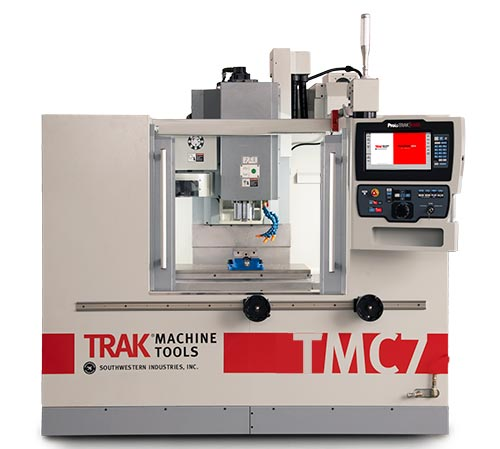 TRAK TMC7 Toolroom Machining Center