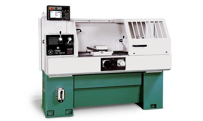TRAK Toolroom Lathes featuring the ProtoTRAK CNC