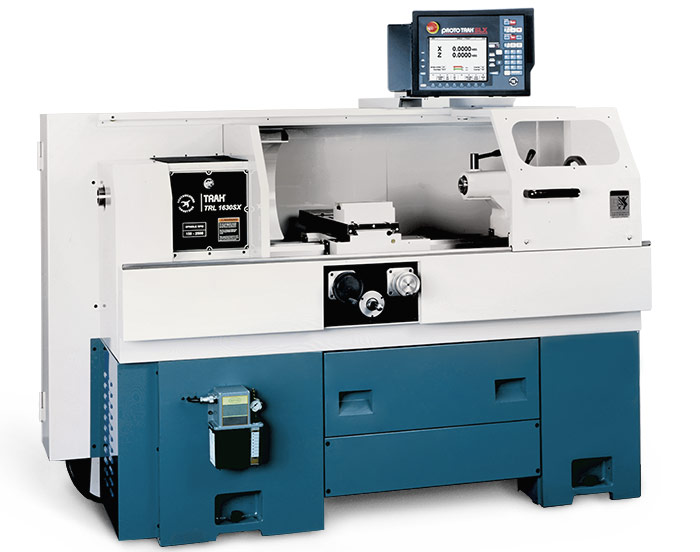 TRAK TRL 1630SX Toolroom Lathe