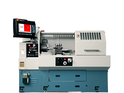 TRAK Lathes with Integrated Tool Changer