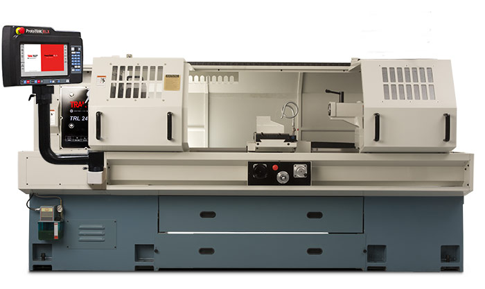 TRAK TRL 2470RX Toolroom Lathe