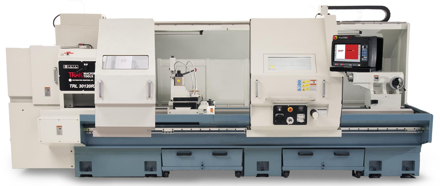 TRAK TRL 30120RX Toolroom Lathe