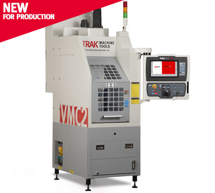 TRAK VMC2 Vertical Machining Center