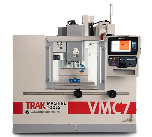 TRAK VMC7 Toolroom Machining Center
