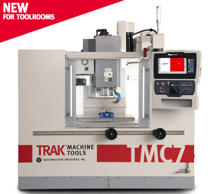 TRAK Toolroom Machining Center