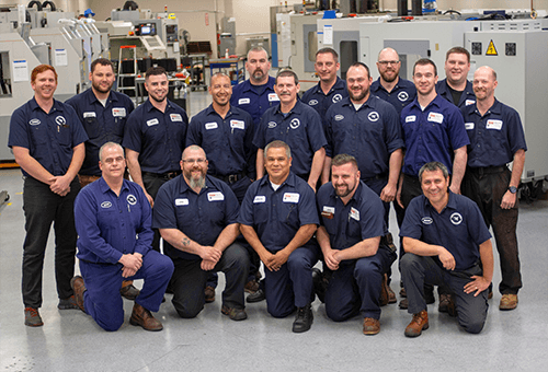 TRAK Machine Tools Field Service Representatives