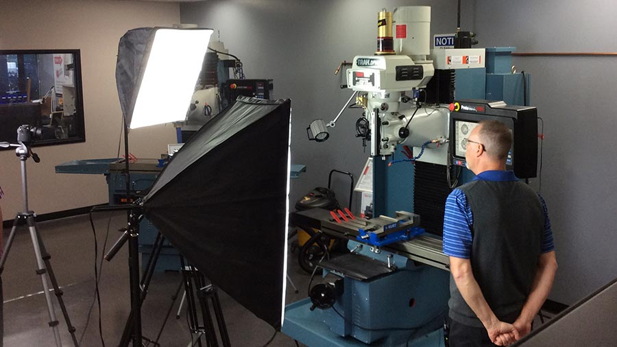 TRAK Machine Tools Video Team - TRAKing Pat