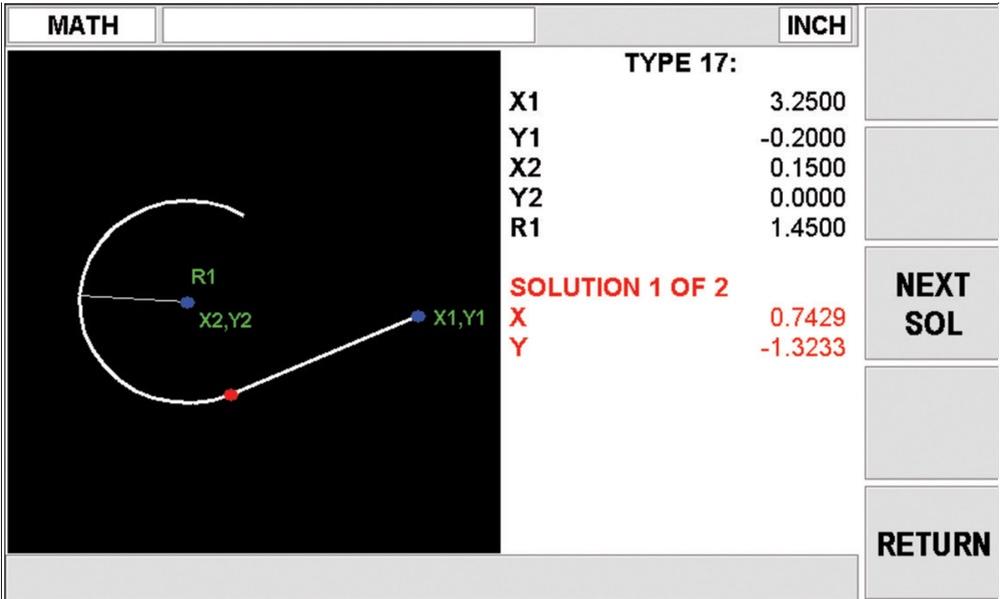 Math - ProtoTRAK EMX CNC